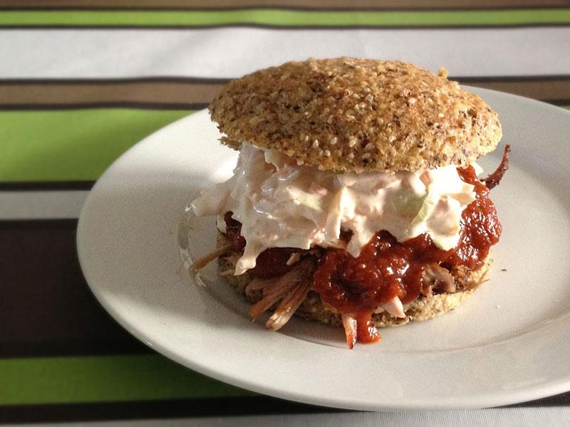 pulledporkburger